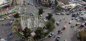 باربری های میدان شوش