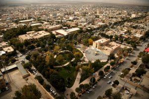 باربری تهران به شهر کرد