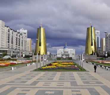 باربری و حمل بار به قزاقستان