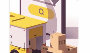 حمل بسته های پستی