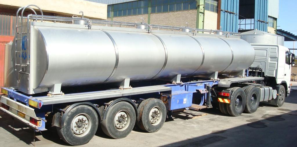 حمل روغن های صنعتی به تمام نقاط کشور و دنیا