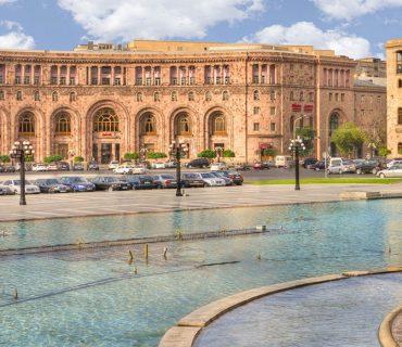 باربری و حمل بار به ارمنستان