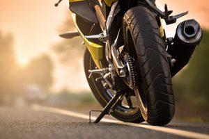 حمل موتور سیکلت