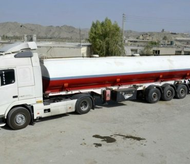 باربری و حمل بار توسط کامیون های تانکردار