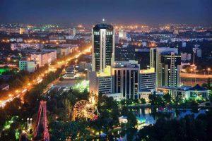 باربری و حمل بار به ازبکستان