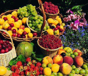 باربری و حمل میوه