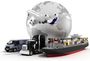 حمل بار صادراتی و وارداتی