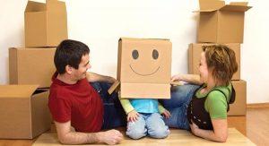چگونه در اسباب کشی روحیه ای شاد داشته باشیم؟